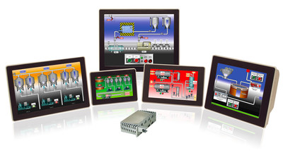 Red Lion Graphite(TM) Series of HMIs (PRNewsFoto/Red Lion Controls)