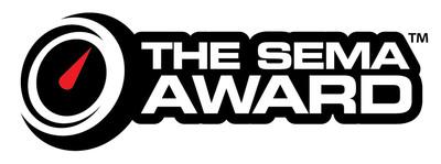 The SEMA Award logo.  (PRNewsFoto/The SEMA Show)