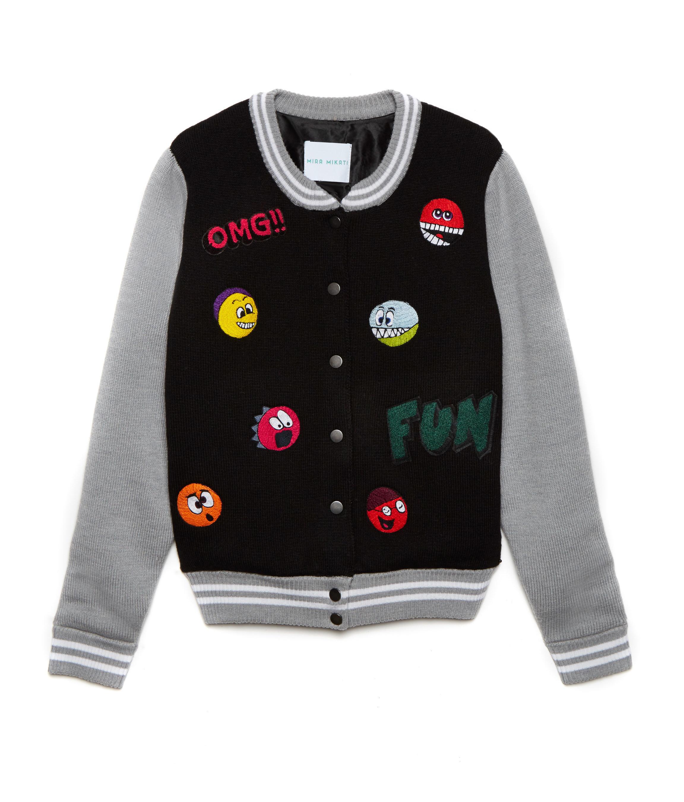 Wool Bomber Jacket, $1,650