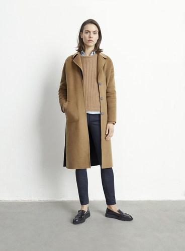 G1. Reversible Handstitched Coat, G1. Wide Neck Crew, G1. Fine Satin Weave Shirt, G2. Rinse Super Slim Denim Jean, GANT Shoes Julie (PRNewsFoto/GANT) (PRNewsFoto/GANT)
