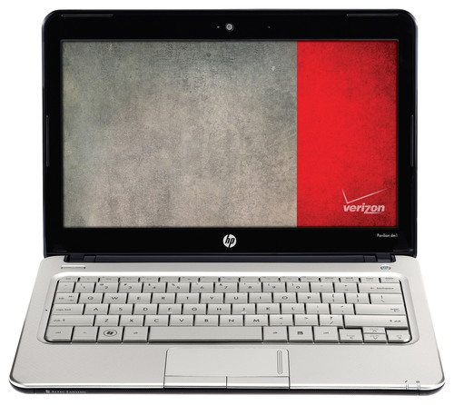 Available Today on Verizon Wireless' Network: HP Pavilion dm1-2010nr Entertainment PC