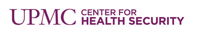 UPMC Center for Health Security Logo.  (PRNewsFoto/UPMC Center for Health Security)