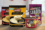Idahoan Foods(R) 'Simmers Up' New Soup Line and Unveils On-the-Go Snack Solution.