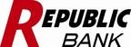 Republic Bank logo.