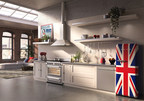 The newest addition to SMEG's award-winning and stylish line of free-standing ranges, the traditional Victoria comes in three sumptuous colors, and is a gourmet's dream. (PRNewsFoto/SMEG)