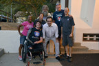 Comedian Dennis Miller's VETie in support of veterans and Ride 2 Recovery