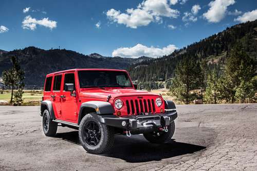 Jeep® Wins Third Consecutive 'Four Wheeler of the Year' Award from Four Wheeler Magazine