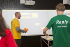 Reply eröffnet das dritte Design Thinking Lab in Europa - für digitale Transformation