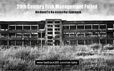 "Why are many risk management systems broken? What needs to be done to fix them? What are the pitfalls to avoid when deploying an ERM system? Whether you're new to risk management or a seasoned veteran, you'll learn effective approaches and emerging models that are backed by real-world examples in Greg Carroll's webinar series and book, ""Mastering 21st Century Enterprise Risk Management.""    (PRNewsFoto/Fast Track)"