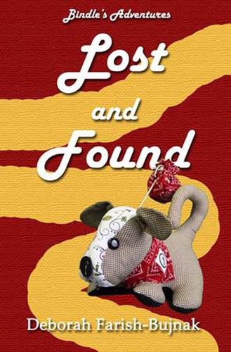 Lost and Found Cover.  (PRNewsFoto/All Things Bindle)