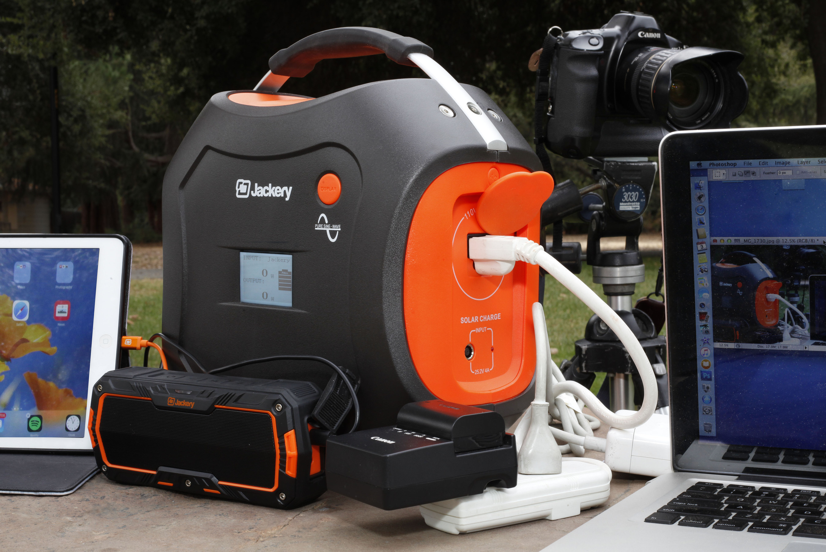 Jackery Launches Kickstarter Campaign for Portable & Powerful 578Wh Solar Ready Outdoor Generator