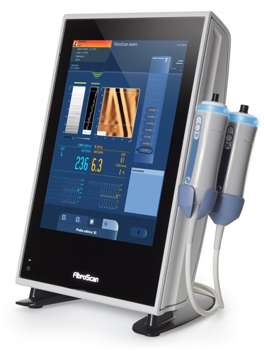 FibroScan(R) 530 Compact (PRNewsFoto/Echosens)