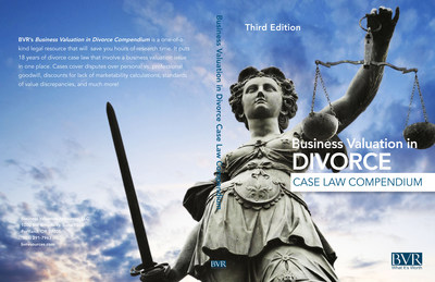 New divorce case law compendium covers 300+ key business cases and expert analysis.