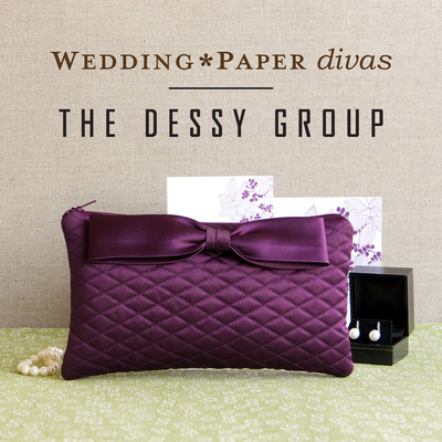 Wedding Paper Divas and The Dessy Group Partnership.  (PRNewsFoto/Wedding Paper Divas)