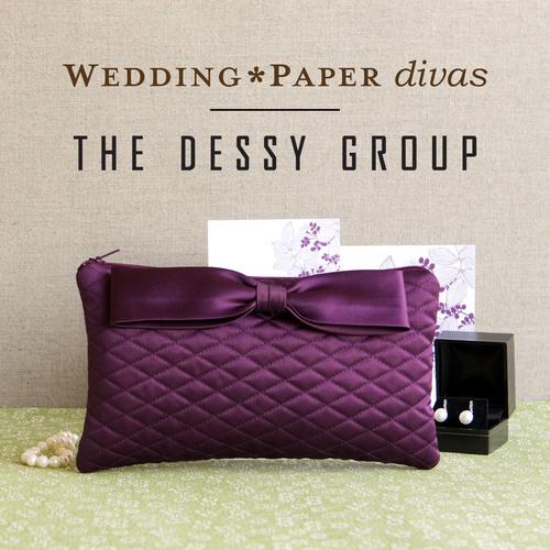 Wedding Paper Divas and The Dessy Group Partnership.  (PRNewsFoto/Wedding Paper Divas)