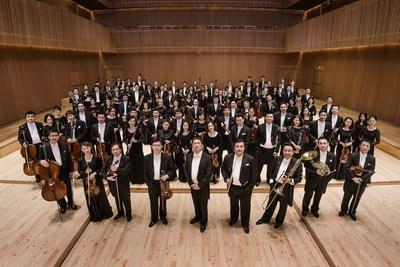 The Shanghai Symphony Orchestra, led by Maestro Long Yu