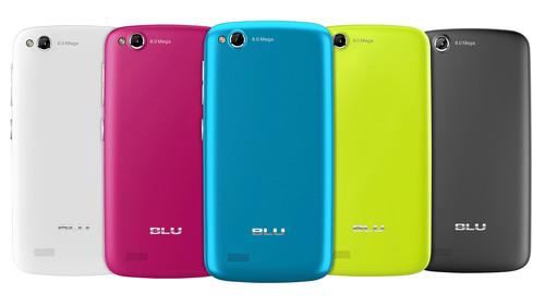 BLU LIFE PLAY.  (PRNewsFoto/BLU Products)
