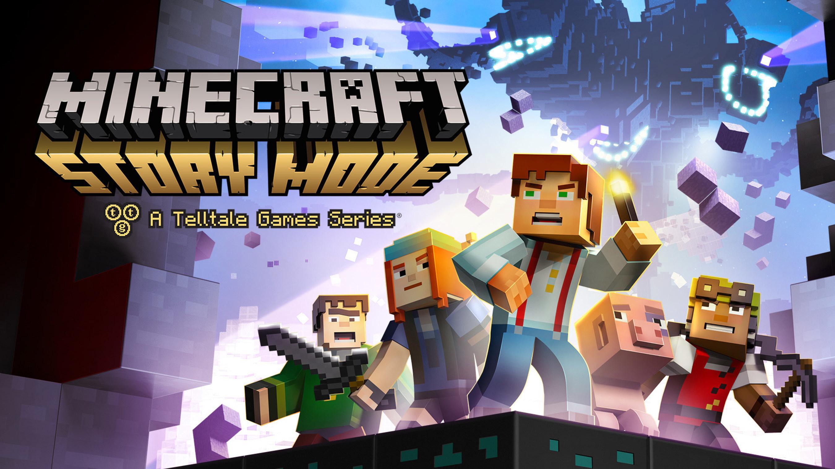 Купить Minecraft: Story Mode - A Telltale Games Series ...