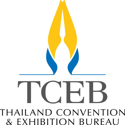 Thailand Convention & Exhibition Bureau Logo.  (PRNewsFoto/Thailand Convention & Exhibition Bureau)