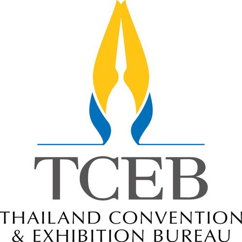 Thailand Convention & Exhibition Bureau Logo.  (PRNewsFoto/Thailand Convention & Exhibition Bureau)