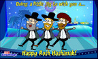 Happy Rosh Hashanah! (PRNewsFoto/123Greetings.com, Inc.)