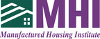Manufactured Housing Institute logo (PRNewsFoto/Manufactured Housing Institute)