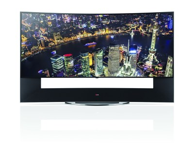 lg electronics expands ultra hd tv lineup led by 105 and. Black Bedroom Furniture Sets. Home Design Ideas