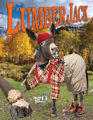 The 2014 LumberJack Catalog from Health Care Logistics features infection prevention solutions, compounding and dispensing supplies, error prevention aids and a significantly expanded selection of specially designed products.  (PRNewsFoto/Health Care Logistics)
