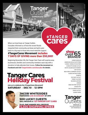 #TangerCares 2