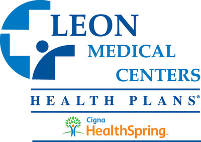 LEON MEDICAL CENTERS HEALTH PLANS ONLY PLAN IN FLORIDA TO RECEIVE 5-STAR RATING FROM CENTERS FOR MEDICARE AND MEDICADE, A FEDERAL AGENCY. (PRNewsFoto/Leon Medical Centers Health Plans) (PRNewsFoto/LEON MEDICAL CENTERS...)