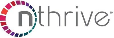 nThrive logo (PRNewsFoto/nThrive)