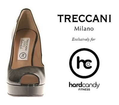 Treccani for Hard Candy Fitness. (PRNewsFoto/Treccani Milano)