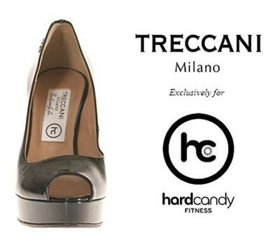 Treccani for Hard Candy Fitness. (PRNewsFoto/Treccani Milano) (PRNewsFoto/TRECCANI MILANO)