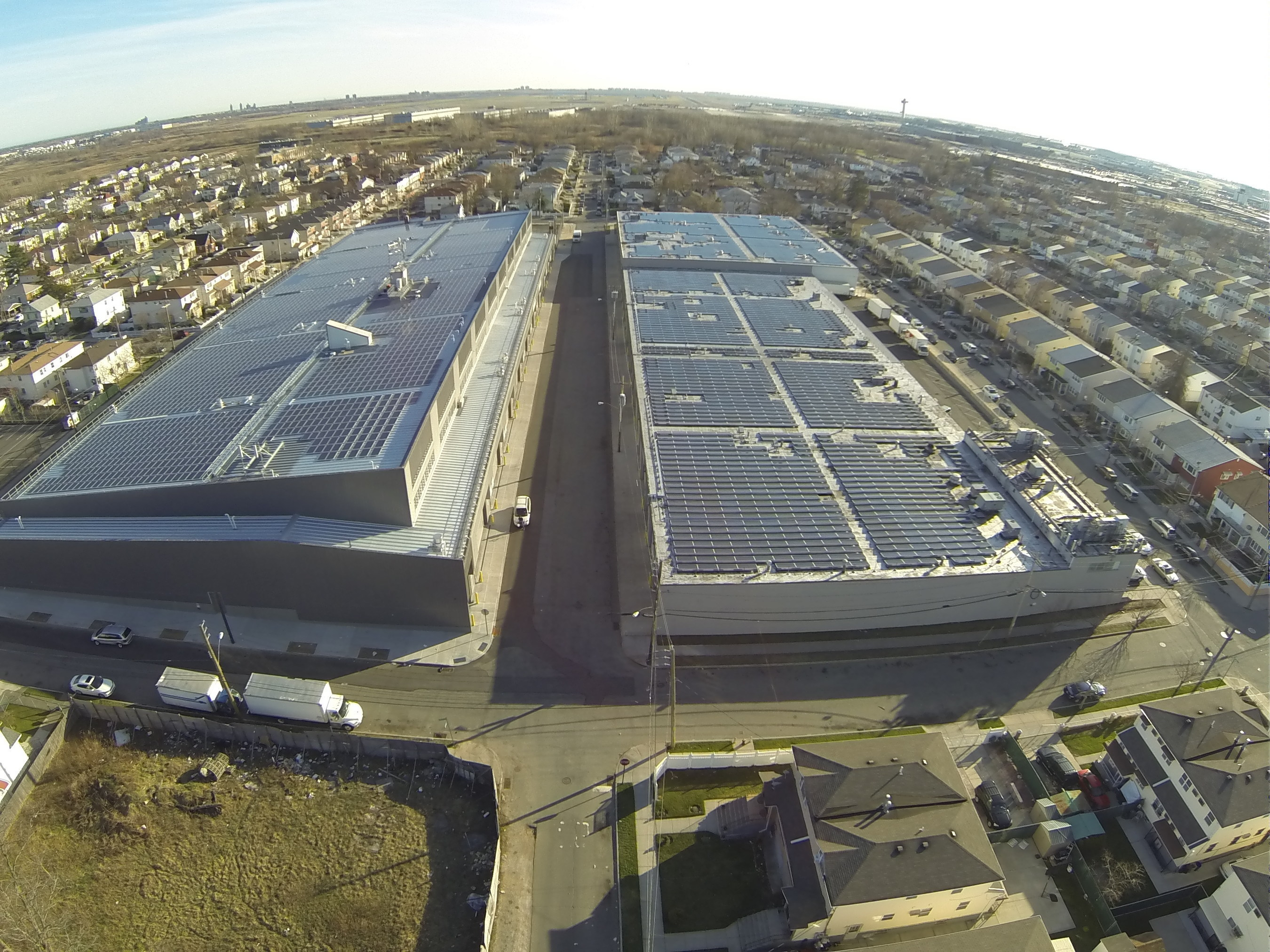Bloomberg L.P.'s Innovative New York City Solar Project Provides Renewable Energy Bridge From Queens To Manhattan