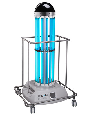 Tru-D Smart UVC Disinfection Robot