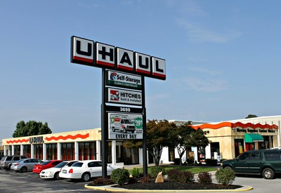 U-Haul Company of Knoxville is offering 30 days of free self-storage and U-Box container usage to residents of Sevier County and surrounding areas who have been evacuated from their homes or need to move their possessions away from the outbreak of fires.
