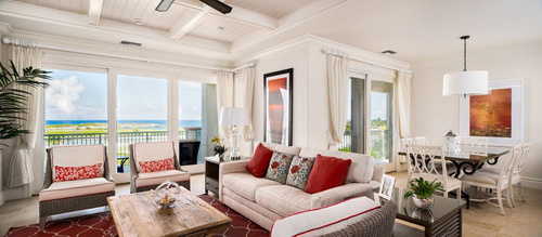 The Villas at Grand Isle, Located on the Pristine Shores of Emerald Bay in Exuma, Announces Last Phase of Development and New Reciprocity Program for Owners. (PRNewsFoto/The Villas at Grand Isle) (PRNewsFoto/THE VILLAS AT GRAND ISLE)