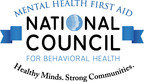 National Council Logo.  (PRNewsFoto/National Council for Behavioral Health)