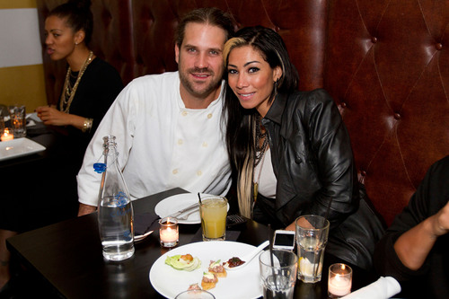 RocNation Songstress Bridget Kelly Attends Launch Of Dinner On Ludlow
