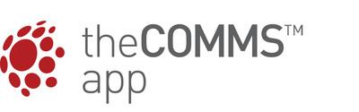theCOMMSapp Logo.  (PRNewsFoto/theCOMMSapp)