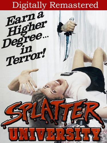 Splatter University.  (PRNewsFoto/FilmRise)