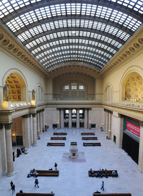 Chicago's Historic Union Station Is Better Than Ever
