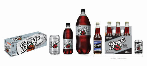 Barq's debuts first packaging redesign in more than 20 years.  (PRNewsFoto/The Coca-Cola Company)