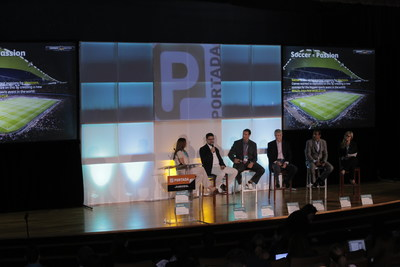 #PortadaLat, organized by Portada, the leading Source on Latin Marketing and Media, is the premier conference in the Latin American and U.S. Hispanic marketing and media space. This marquee conference is a two-day annual gathering of key brand marketing, advertising, media and content leaders from all over the Americas. In its 8th annual edition, #PortadaLat will be a two day event brimming with fresh ideas, market intelligence and networking opportunities. The event will take place in Miami's Hyatt Regency Hotel on June 8-9, 2016.