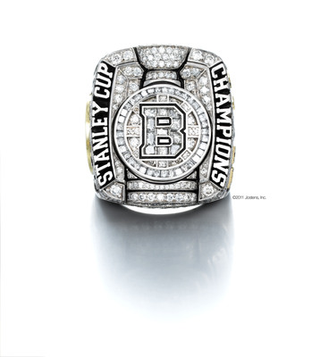 Boston Bruins Reveal Championship Ring Details