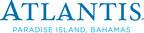 Atlantis, Paradise Island logo.