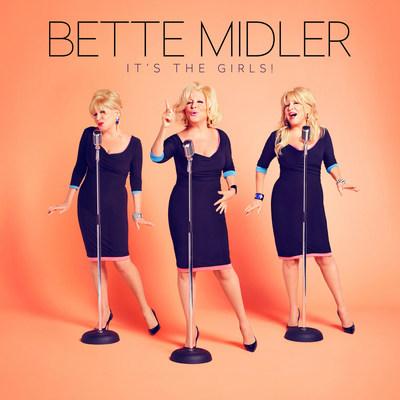 Legendary Performer Bette Midler Announces North American Tour Dates.