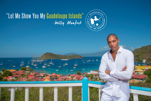 Willy Monfret's Guadeloupe Islands (PRNewsFoto/Guadeloupe Islands Tourist Board)