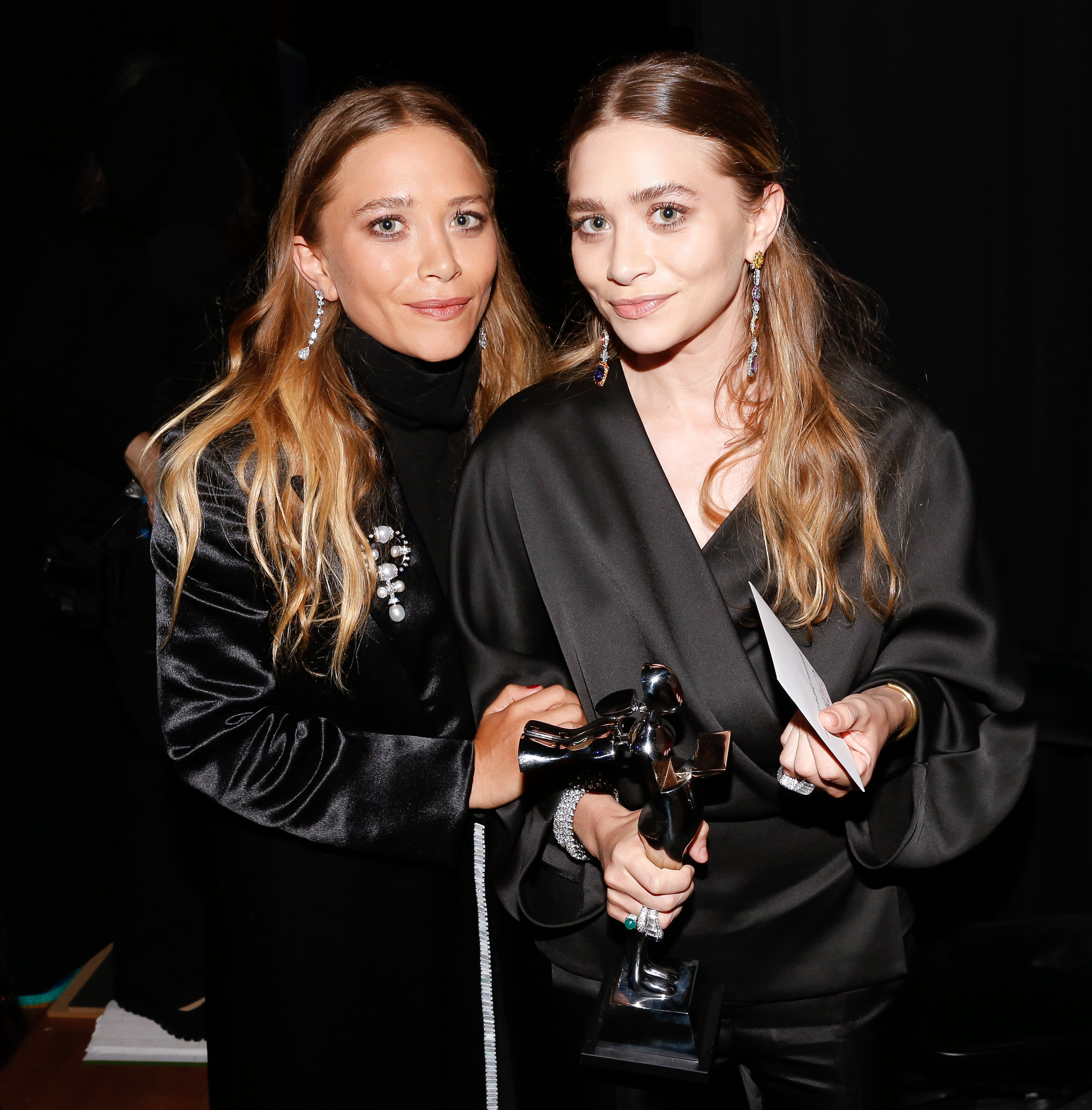 Winners Announced At The 2015 CFDA Fashion Awards In Collaboration With Swarovski