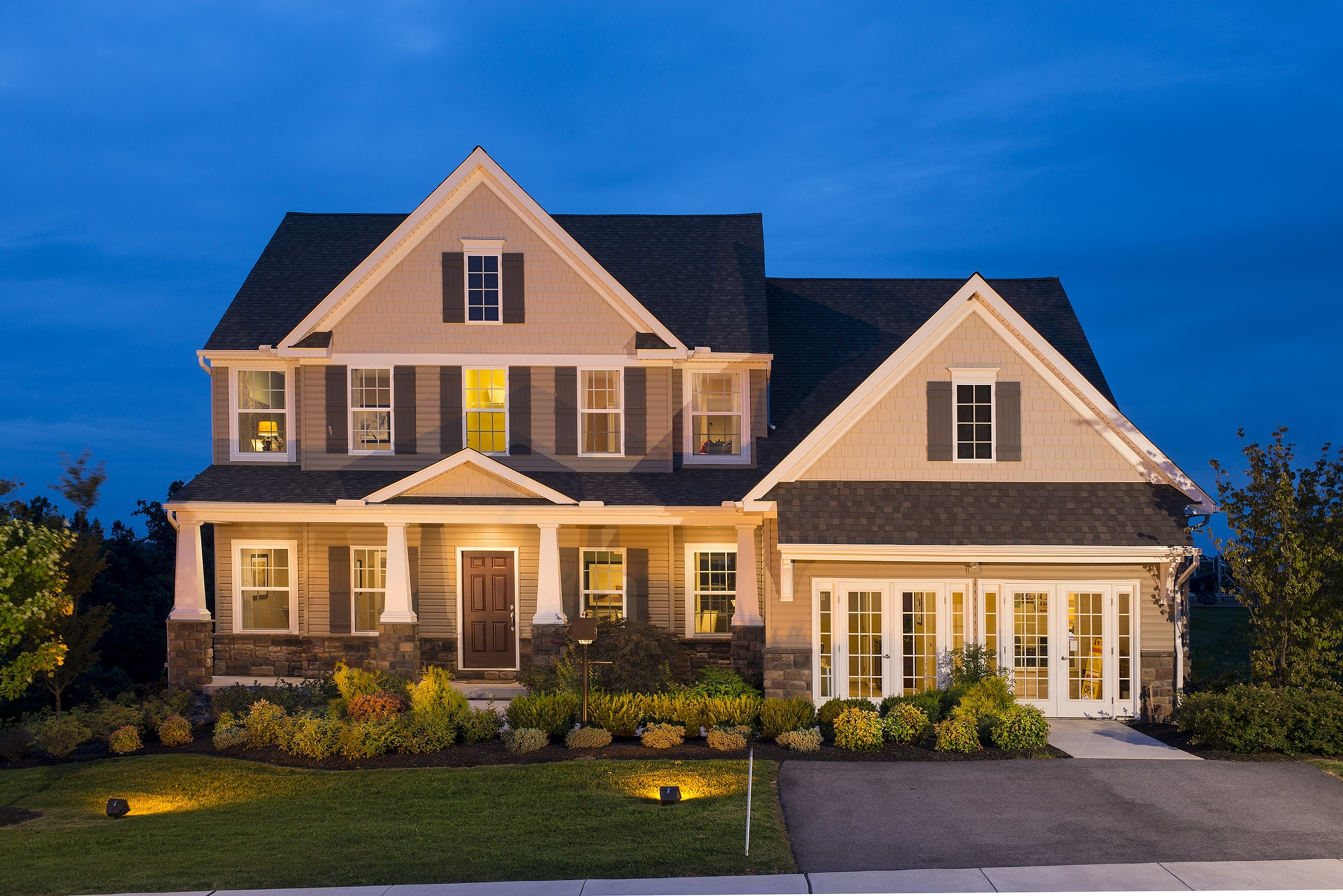 Rolling Meadows Model Home